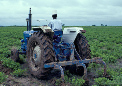 Mechanized farming