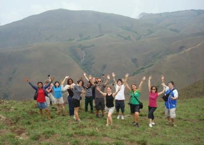 Tourists in Calabar